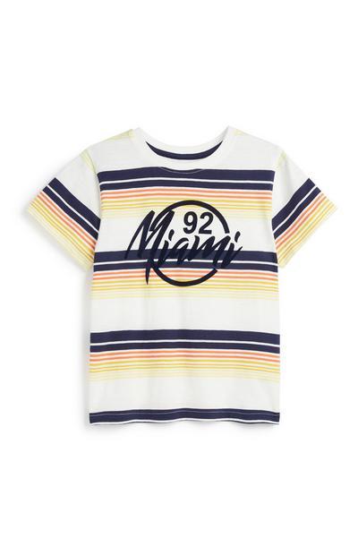 """""""Miami"""" T-Shirt (kleine Jungen)"""