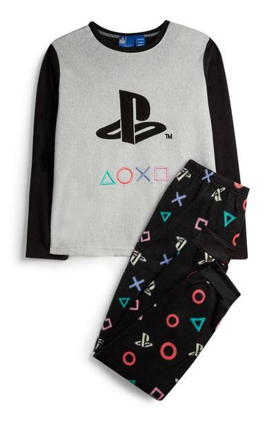Pijama Playstation para niño mayor