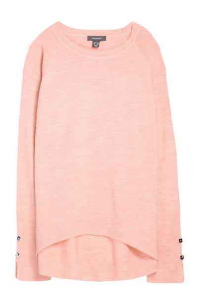 Pink Supersoft Sweater