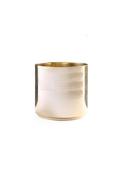 Gold Plant Pot Stand