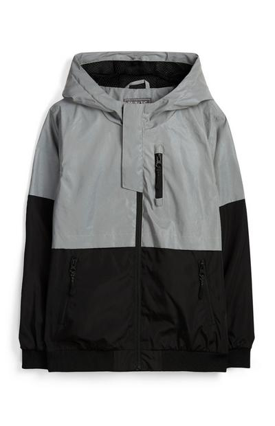 Older Boy Reflective Jacket