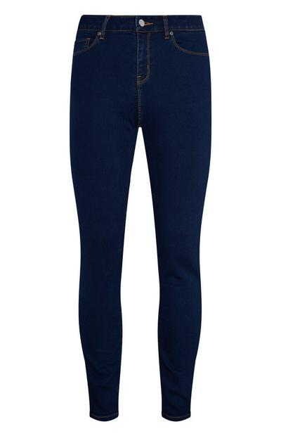 Indigo Super Stretch Skinny Jeans