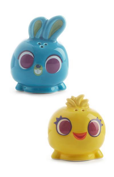 Salière et poivrière Toy Story