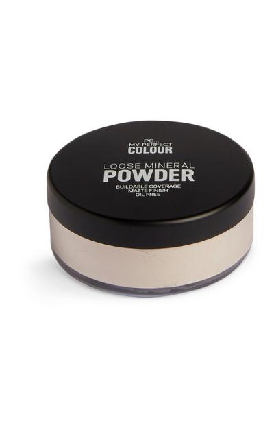 Porcelain Loose Mineral Powder