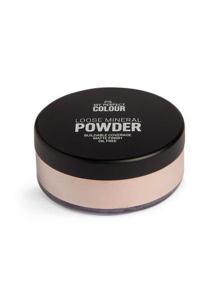 Ivory Loose Mineral Powder