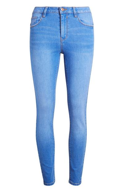 Kimball-3842423-Bright Blue Body Sculpt Skinny Jean