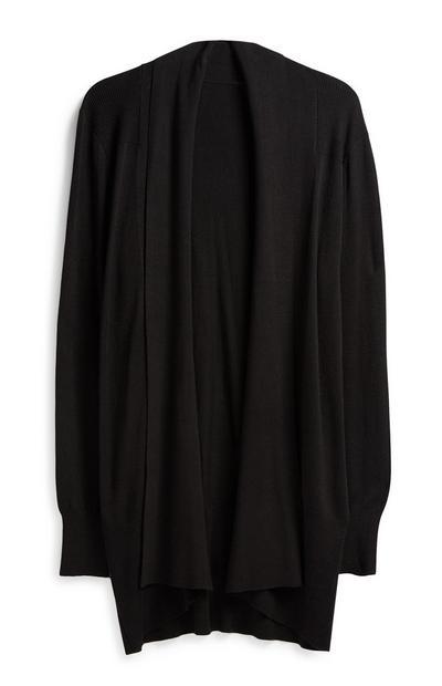 Cardigan noir