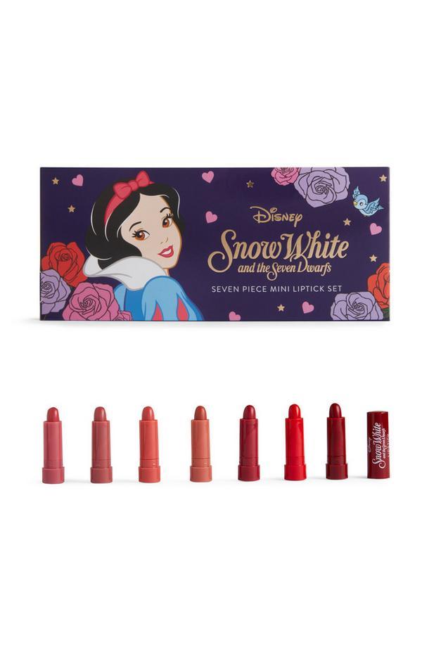 Snow White Lipstick Set