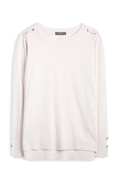 Light Pink Supersoft Sweater