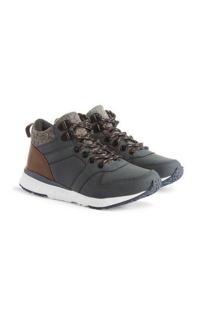 Older Boy Hiker Boots