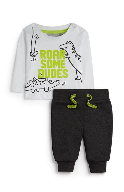 Pižama z dinozavri