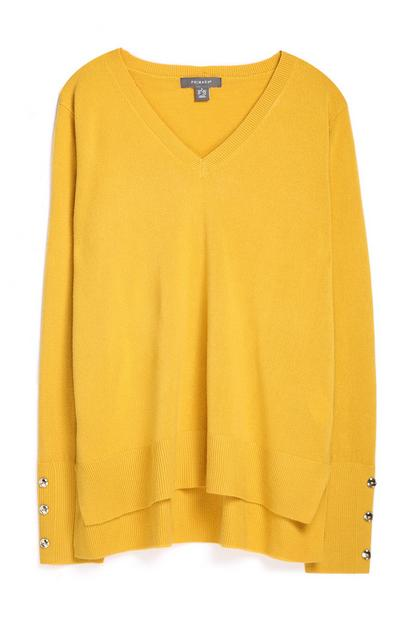 Mustard Supersoft Jumper