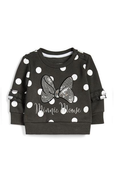 Baby Girl Minnie Mouse Sweatshirt