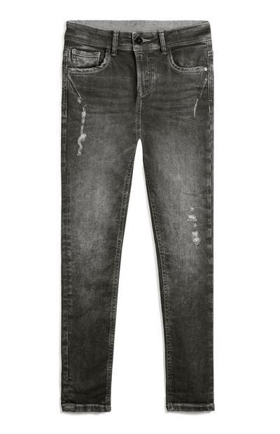 Jeans skinny grigi