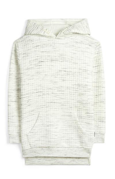 Sudadera con capucha para niño mayor