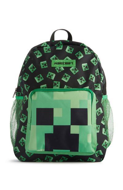 Mochila Minecraft