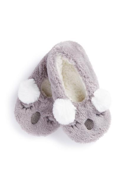 Koala Slipper Socks