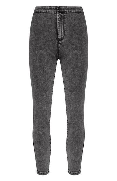Gray Skinny Jeans