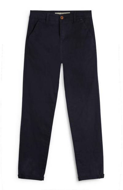 Pantalon chino ado