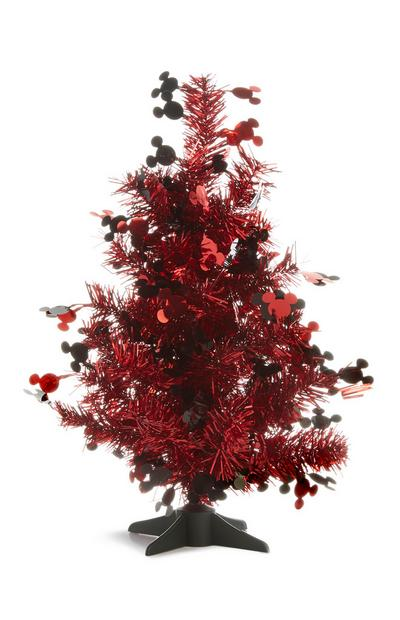 Mickey Mouse Tinsel Tree