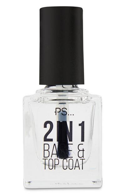 Base And Top Coat 2in1