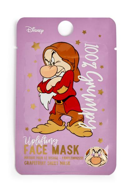 Máscara facial Branca de Neve