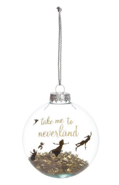 Ornamento Natal Peter Pan
