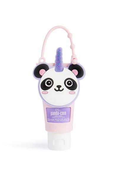 Crema de manos con panda