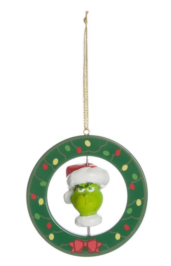 Décoration de Noël Le Grinch