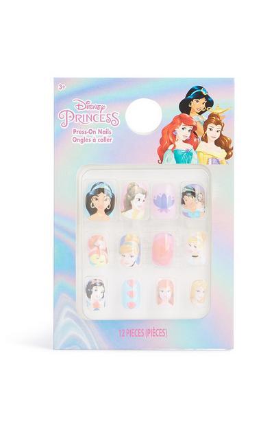 Unghie a pressione principesse Disney