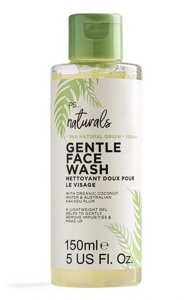 Limpeza facial suave Naturals