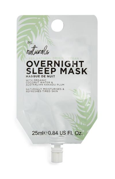 Mascarilla facial de noche Naturals
