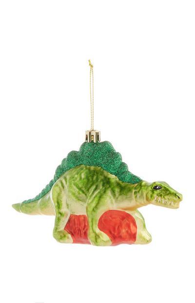 Viseči okrasek v obliki dinozavra