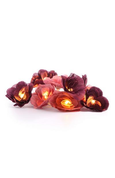Luci LED a fiori