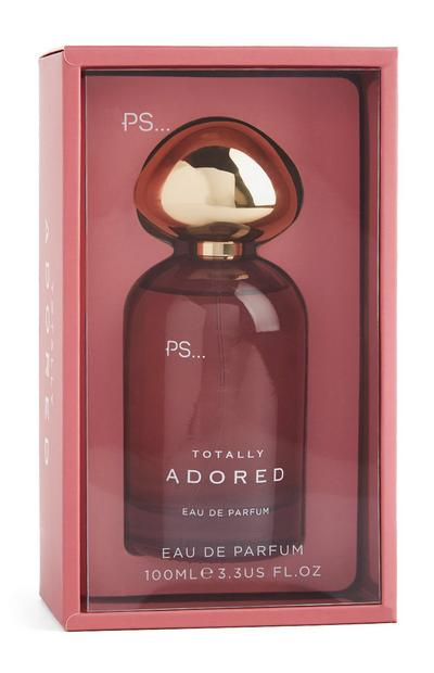 Perfume Totally Adored rosa de 100 ml