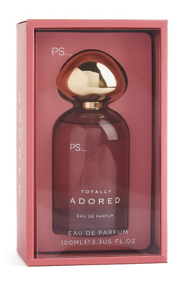 Perfume Totally Adored rosa de 100ml