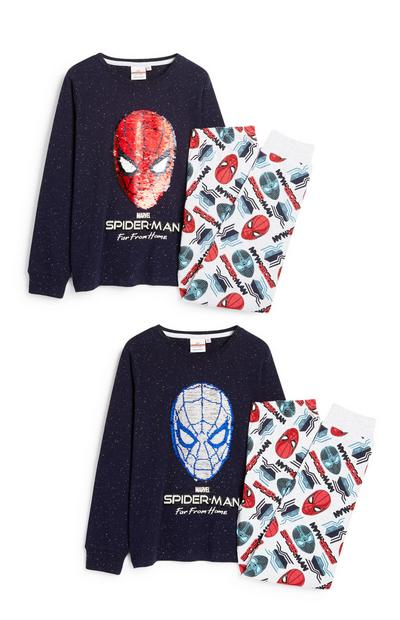 """Spiderman"" Pyjamas, 2er-Pack"