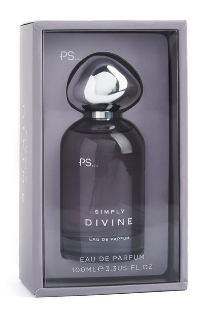 Fragancia Simply Divine en gris de 100 ml