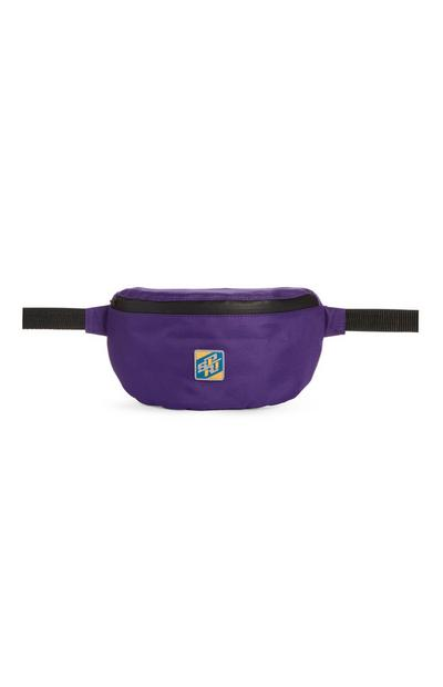 Purple Fanny Pack