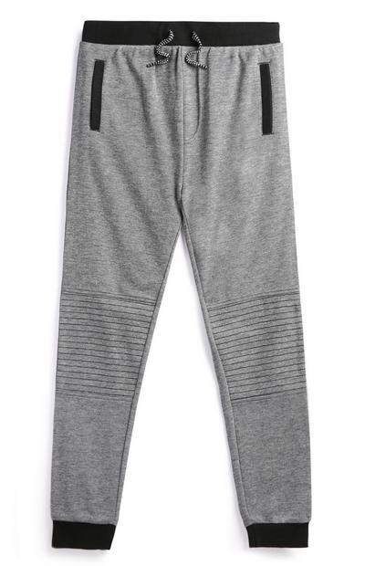 Older Boy Grey Joggers