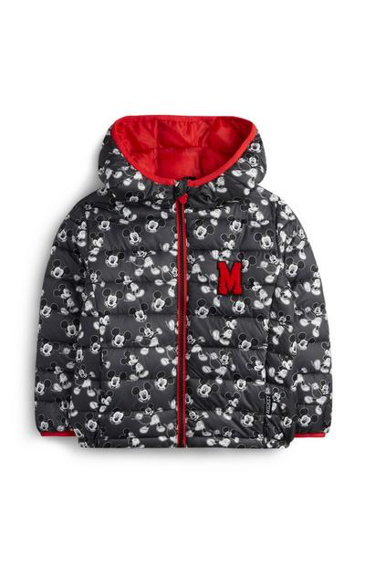 Baby Boy Mickey Mouse Puffer Coat