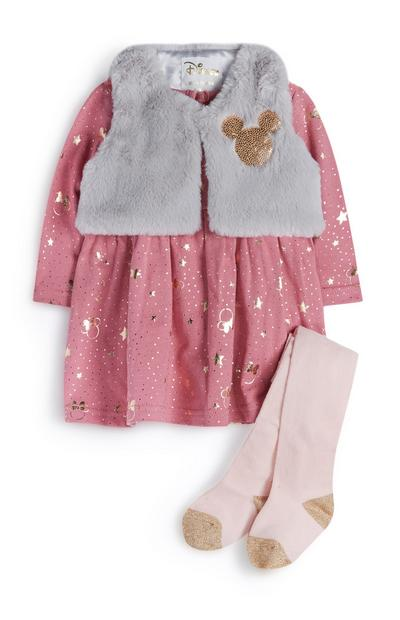 Outfit Minnie Mouse, 2-delig