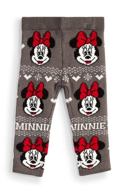 Minnie Mouse Christmas Leggings