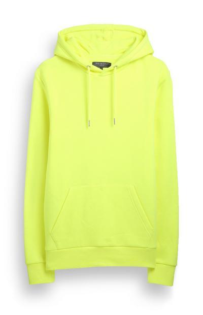 Neongele hoodie