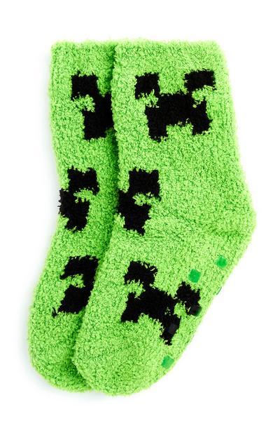 Minecraft-sokken