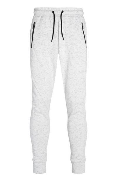 Grijze joggingbroek