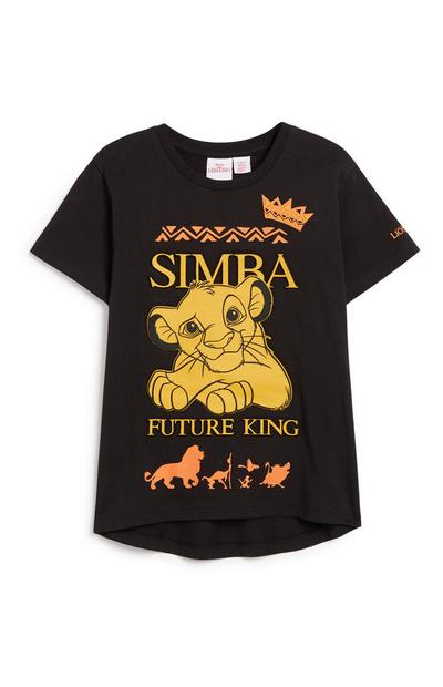T-shirt Lion King, jongens
