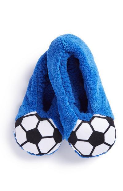 Football Slipper Socks