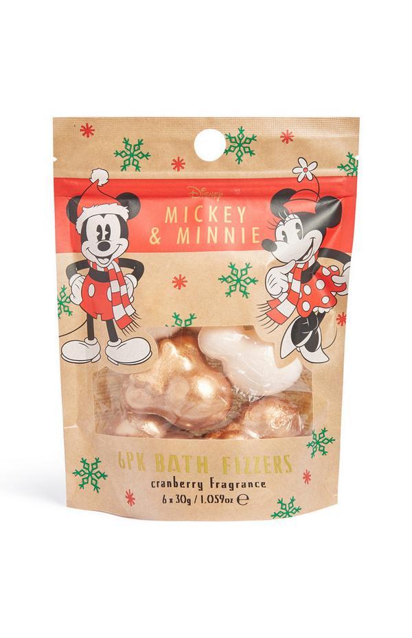 Mickey And Minnie Bath Fizzers