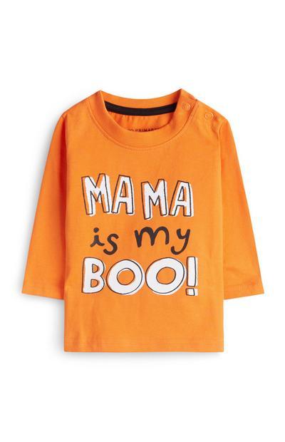 T-shirt Halloween bébé garçon
